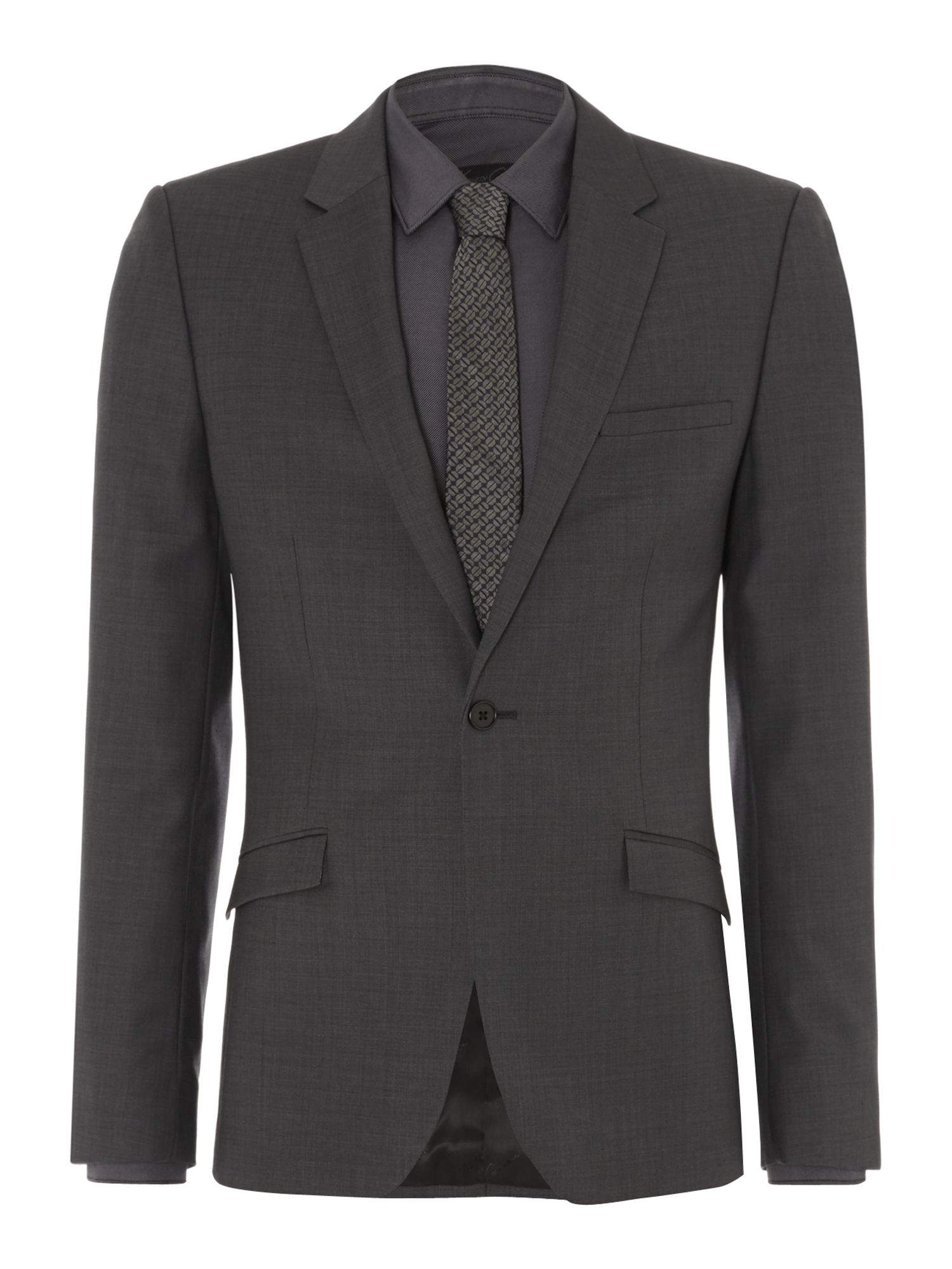 Wooster slim suit