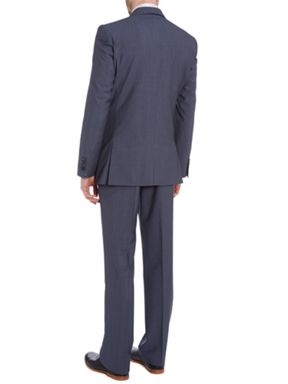 Ted Baker Smallto regular fit mini texture suit