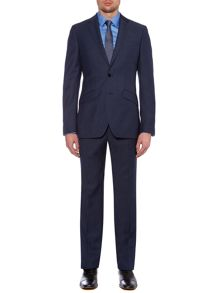 Kenneth Cole Byram twill travel suit