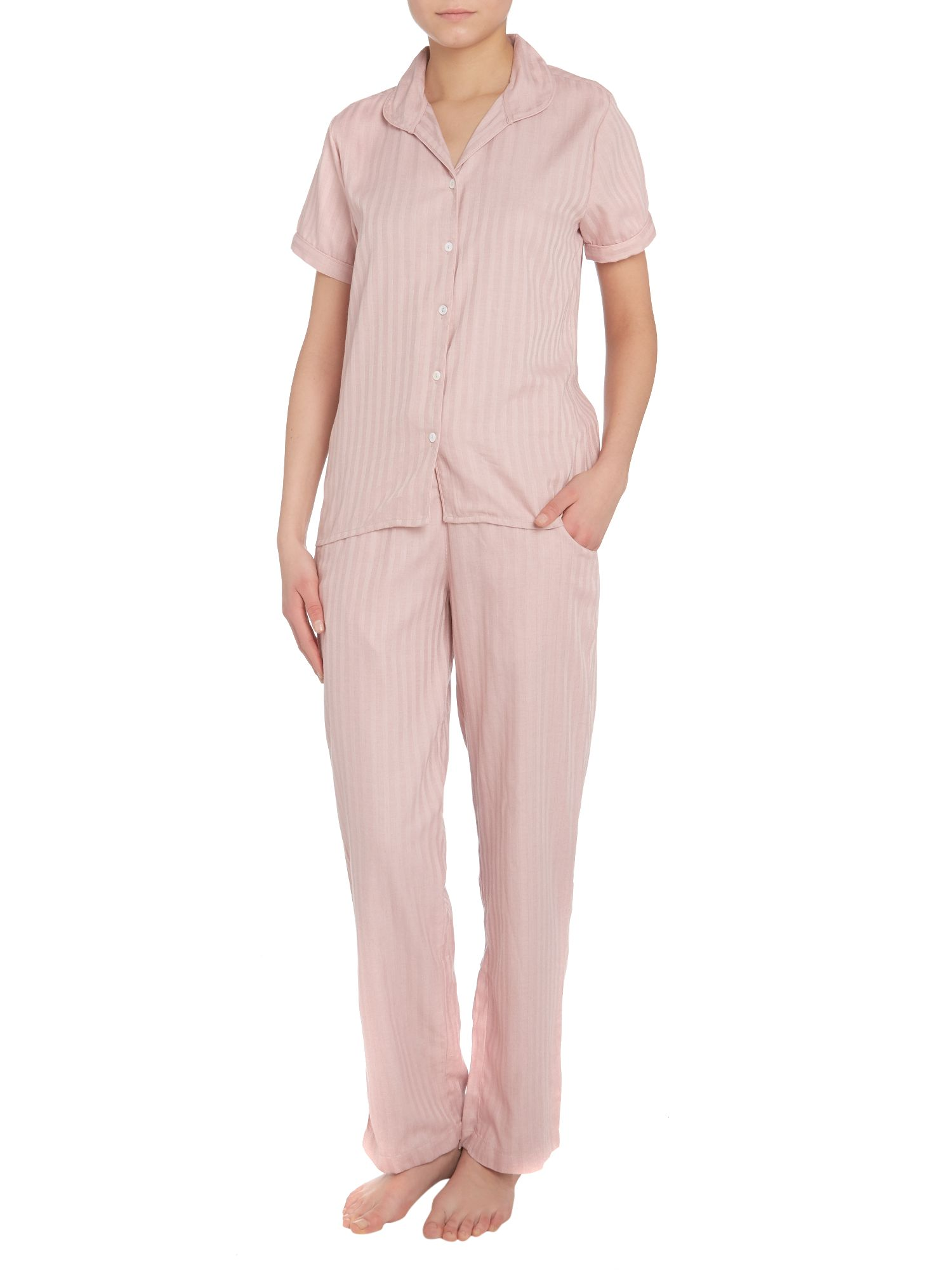Self Stripe Nightwear Range