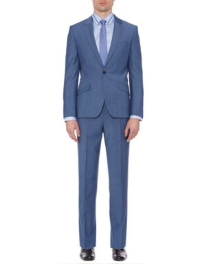 Kenneth Cole Blandon slim fit suit