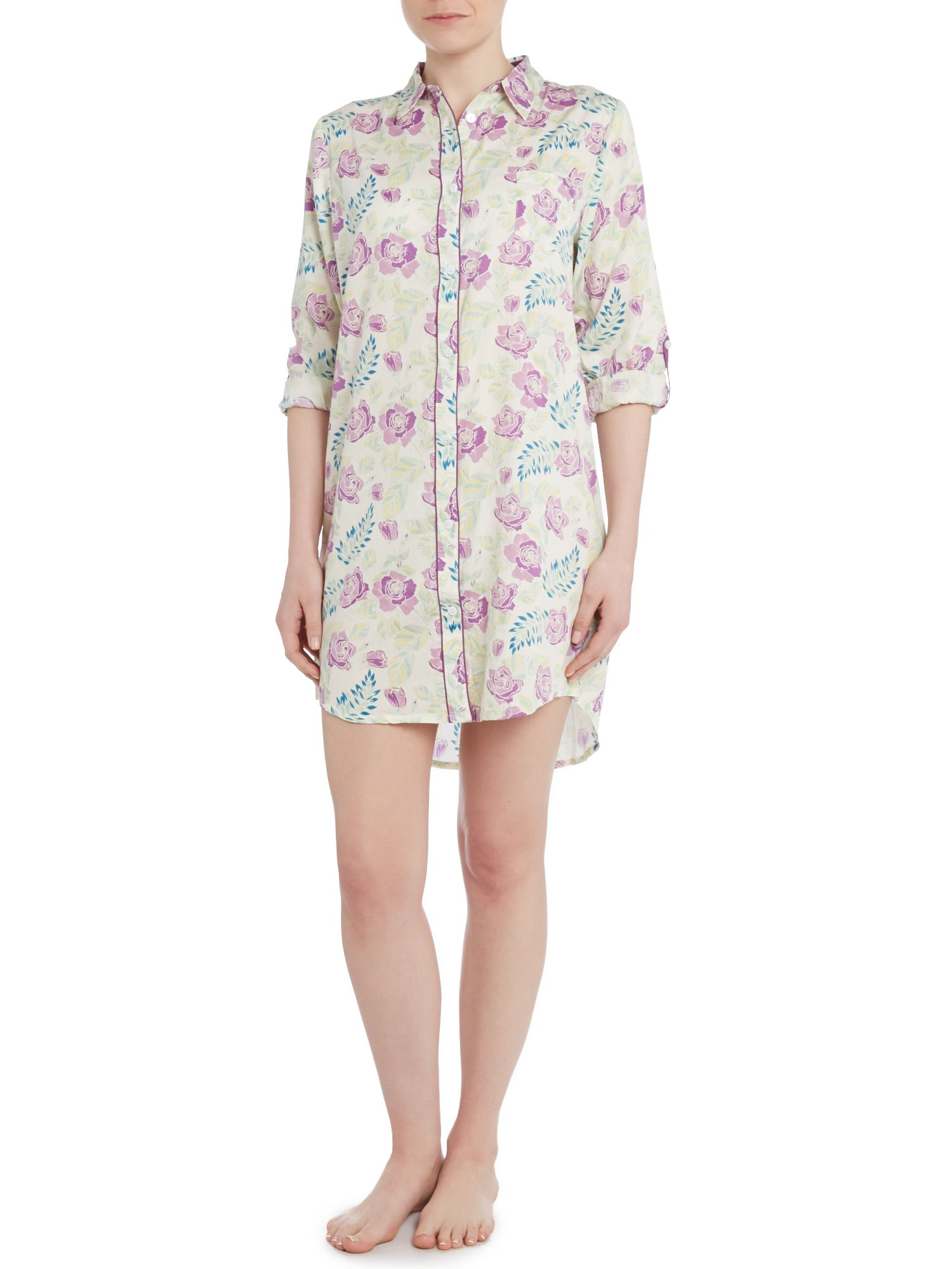 Evelyn Vintage Floral Nightwear Range