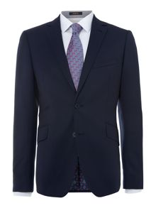 Galmag slick rick extra slim fit suit