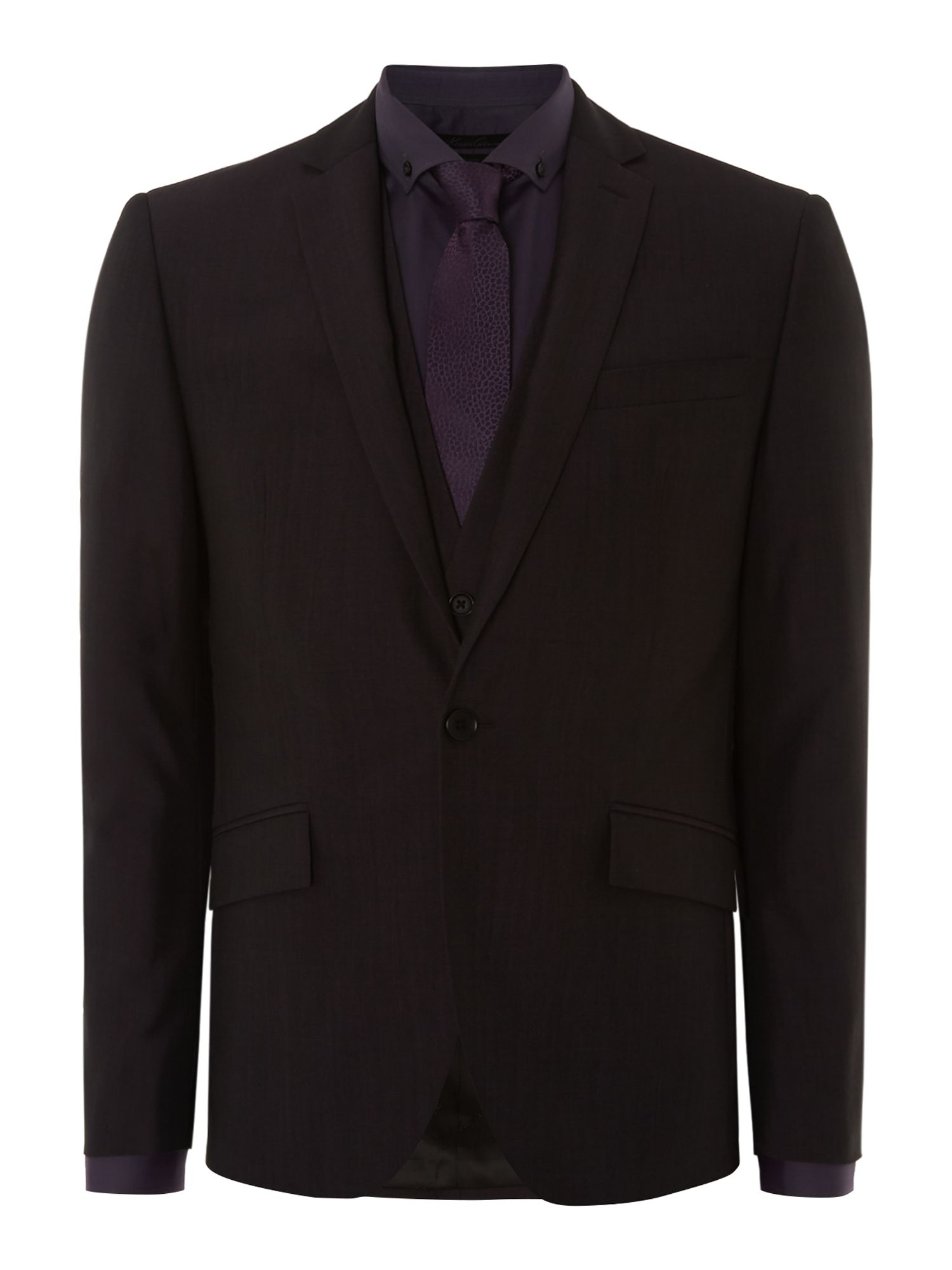 Clarendon slim fit suit