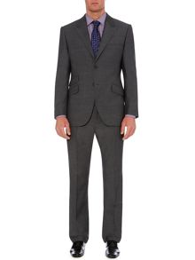Blackwater tonic herringbone suit