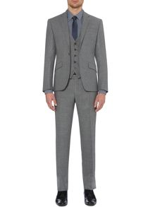 Kingsborough slim fit textured suit