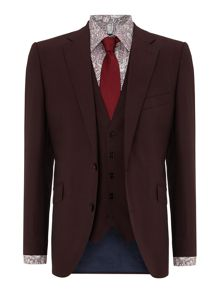 New & Lingwood Dowsby panama suit