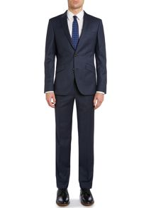 Shadowcheck slim fit suit