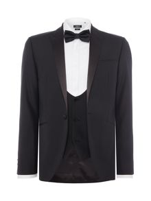 Kenneth Cole Slim Fit Dusk tuxedo suit