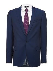 Ted Baker Slickrick Plain Suit