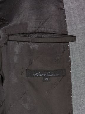 Kenneth Cole Kennedy SB2 Wool and Mohair Suit