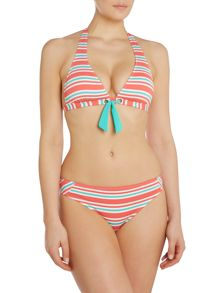 Dickens & Jones Melon Stripe Swim Range