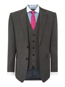New & Lingwood Frockland Plain Notch Suit