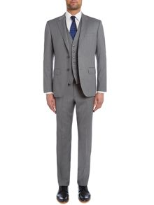 Butch Textured Three Piece Suit