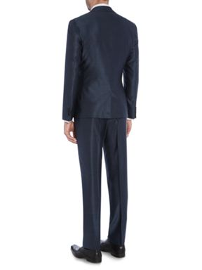 Kenneth Cole Pinsent Toni Silk Slim Fit Suit