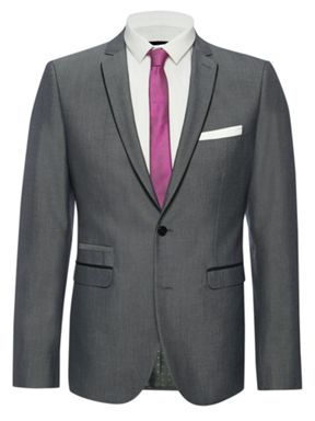 null Tonic Tipped Suit