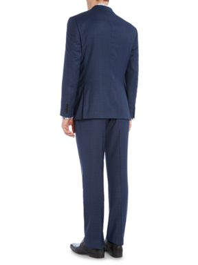 New & Lingwood Eastleigh Check Suit