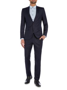 Selected Homme Navy One Mylo Logan Suit