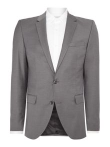 Selected Homme Grey One Mylo Logan Suit