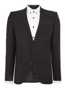 Selected Homme Black Mylo Don Suit