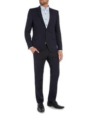 Selected Homme Grey Mylo Don Suit