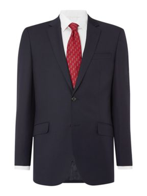 Simon Carter Explorer Regular Fit Navy Suit