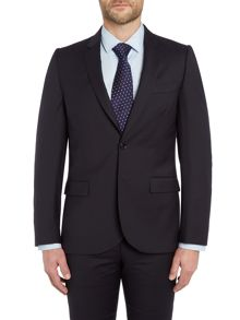 PS By Paul Smith Slim Fit Notch Lapel Suit