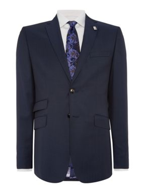 Ted Baker Single Breasted Gazelle Fashion Suit