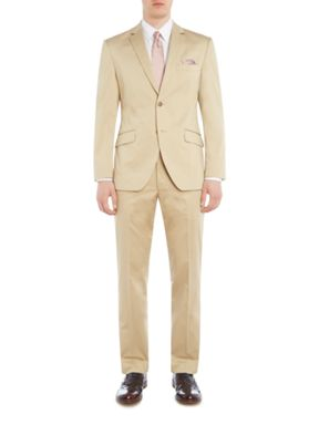 Corsivo Omar Cotton Stretch Suit