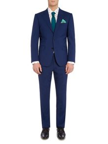New & Lingwood Barberry dogtooth Check Suit