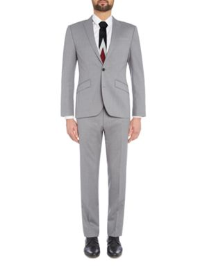Kenneth Cole Davenport Textued Suit
