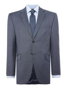 Howick Tailored Brerard Slim Fit SB2 Notch Lapel Suit