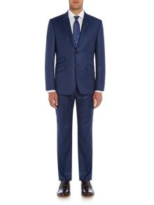 Ted Baker Modmar Slim Sharkskin Suit