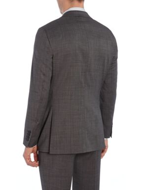 New & Lingwood Chiswick Notch Lapel Oxford Suit