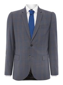 PS By Paul Smith Tonal Check Suit