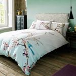 Ted Baker Flight of the Orient bed linen range