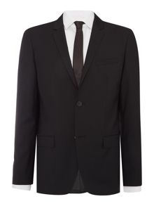 Calvin Klein Paris/Tate Wool Suit