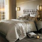 Kylie Minogue Scroll Praline Bed Linen Range
