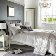 Kylie Minogue Square diamond bed linen range