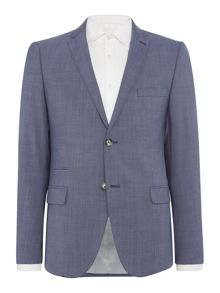 Selected Homme Light Blue Buffalo Ivan Suit