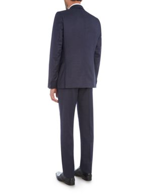 PS By Paul Smith Notch Pindot Suit
