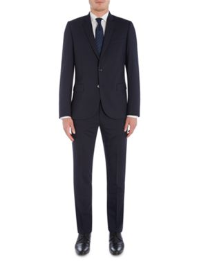 PS By Paul Smith Notch Micro Houndstooth Suit