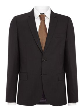 PS By Paul Smith Notch Micro Check Suit
