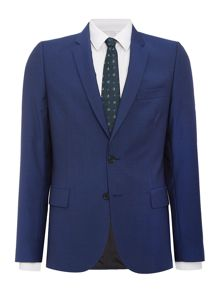 PS By Paul Smith Notch Wool Mohair Suit