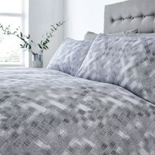 Casa Couture Berkerly Metallic Jacquard Bed Linen