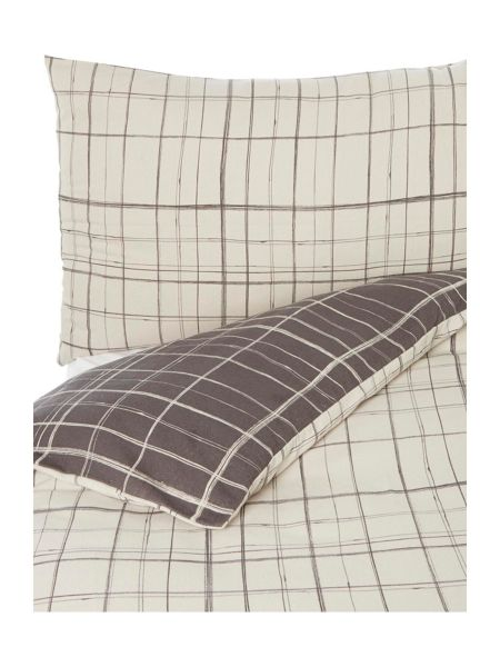 Gray & Willow Karlstad Flannel Bed Linen Range