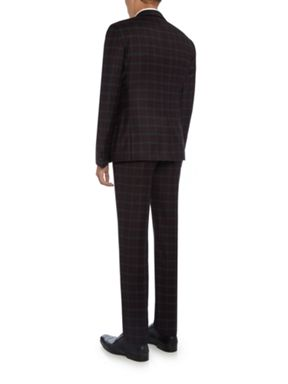 Label Lab Axl Check Skinny Suit