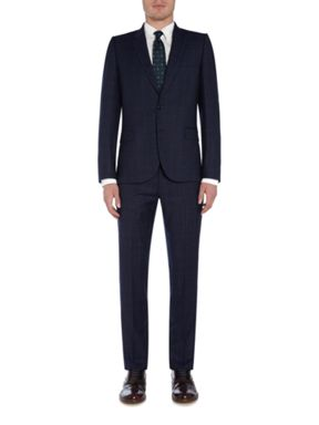 PS By Paul Smith Windowpane Two-Piece Suit