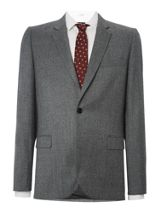 PS By Paul Smith Flannel Two-Piece Suit