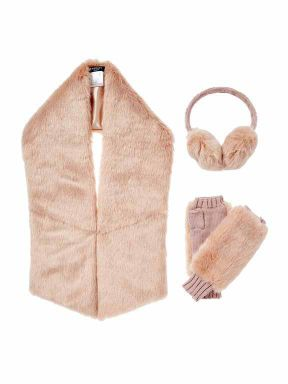 Therapy Faux Fur Accessories